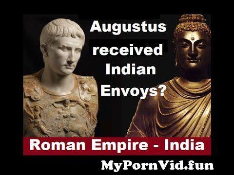 View Full Screen: emperor augustus received indian envoys roman empire ancient india.jpg