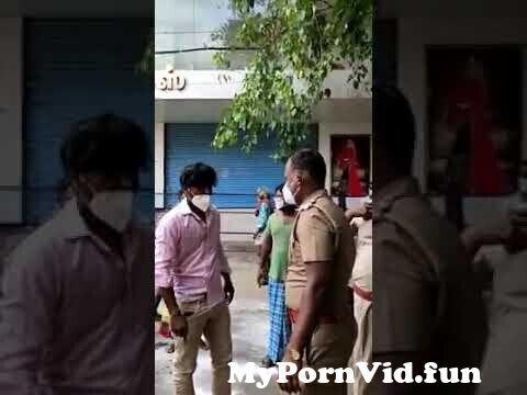 View Full Screen: viral video tamil nadu police vs tn peoples fight.jpg
