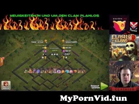 Clash of clans pornos