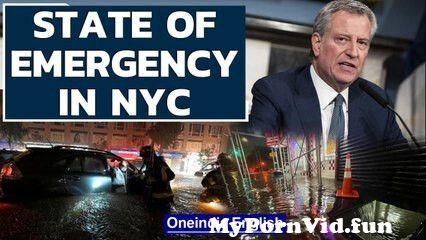 View Full Screen: nyc mayor declares state of emergency due to floods amp tornado threat 124 hurricane ida 124 oneindia news.jpg