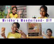 Mridhu's Wonderland