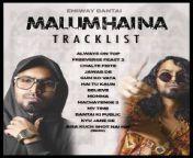 EMIWAY - MALUM HAI NA (DEBUT ALBUM TRACK LIST)-