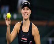 Angelique Kerber setzt ihre Siegesserie beim WTA-Masters in Indian Wells fort. Die ehemalige Weltranglistenerste gewann gegen Ajla Tomljanovic mit 6:4 und 6:1.