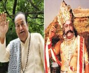 Actor Arvind Trivedi, who is known for playing Raavan in Ramanand Sagar's Ramayan passed away on Tuesday night.