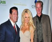 Pamela Anderson's former boyfriend Chuck Zito doesn't think that the 'Pam & Tommy' TV series should be made and thinks people should move on from the sex tape scandal.