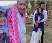 Hina Khan Shares her BTS Video from Baarish Ban Jaana Song with Shaheer Sheikh.Watch Video To Know More <br/><br/>#HinaKhan #BarishBanJaanaSong #BarishBTS