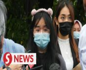 Student Ain Husniza Saiful Nizam says she will countersue her physical education teacher for RM5mil.<br/><br/>Her lawyer Datuk Sankara Nair said, following the letter of demand,he advised her that they had a case for a counter suit.<br/><br/>He told reporters at the Sungai Buloh police headquarters on Friday (Aug 6).<br/><br/>Read more at https://bit.ly/3AbS5oK<br/><br/>WATCH MORE: https://thestartv.com/c/news<br/>SUBSCRIBE: https://cutt.ly/TheStar<br/>LIKE: https://fb.com/TheStarOnline