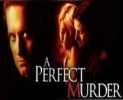 Hot Rich Girl Cheats Her Husband, Movie Recapped A P3rfect Murd3r 1998